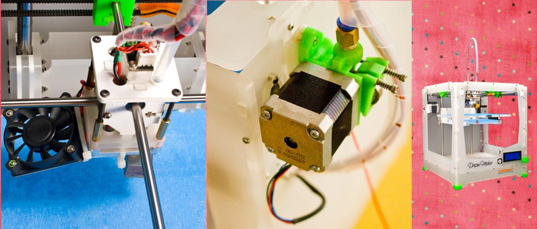 桌面3D打印机原理简介